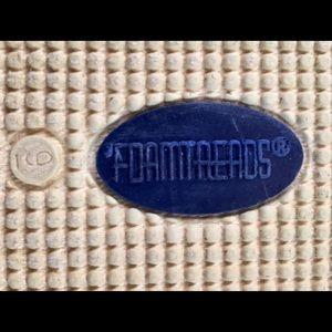 Foamtreads Shoes - Foamtreads Navy Comfort Shoes